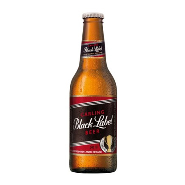 Black Label Beer (Case) 24 Beers Beer