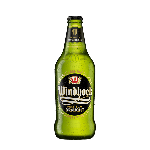 Windhoek Draught (Case) 24 Beers Beer