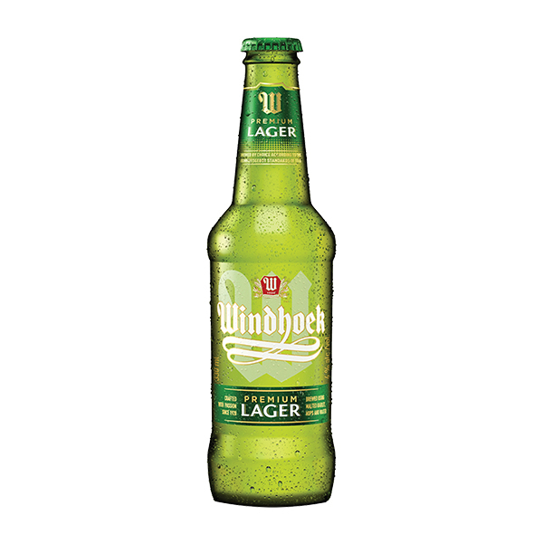 Windhoek Lager (Case) 24 Beers Beer
