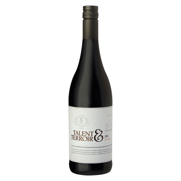 Talent & Terroir Shiraz Red Wine