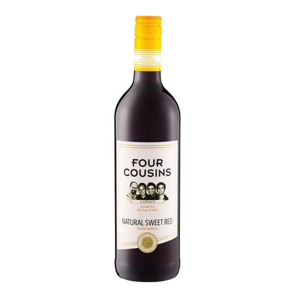 Four Cousins Naturally Sweet Red Red Wine