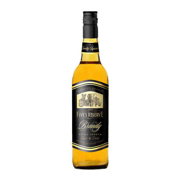 Five's Reserve Brandy Brandy