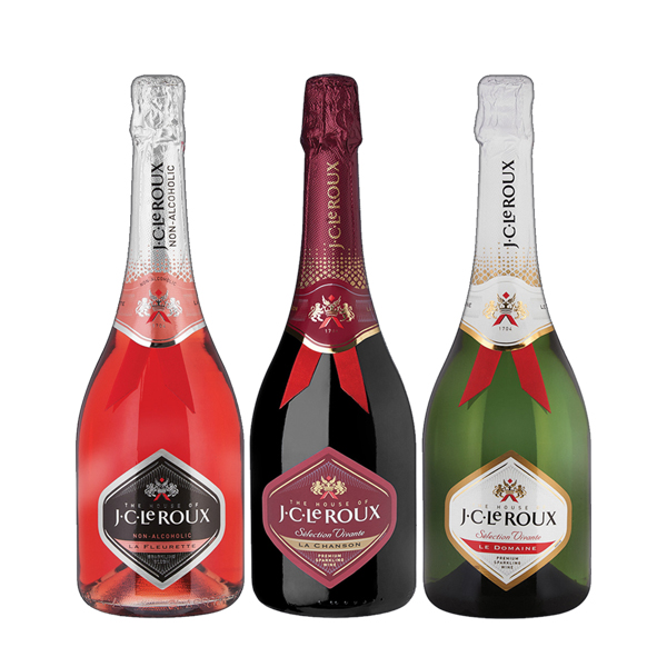JC Le Roux 3 bottle combo deal Promotion
