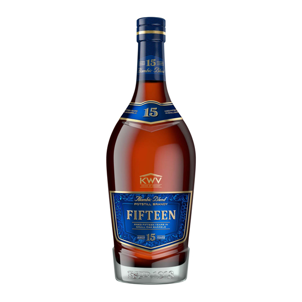 KWV 15 Year Old Brandy Brandy