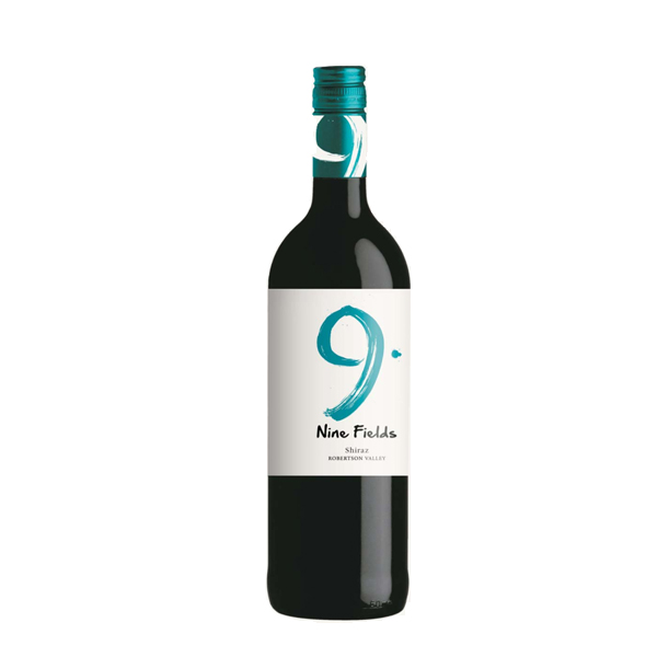 Nine Fields Shiraz Red Wine