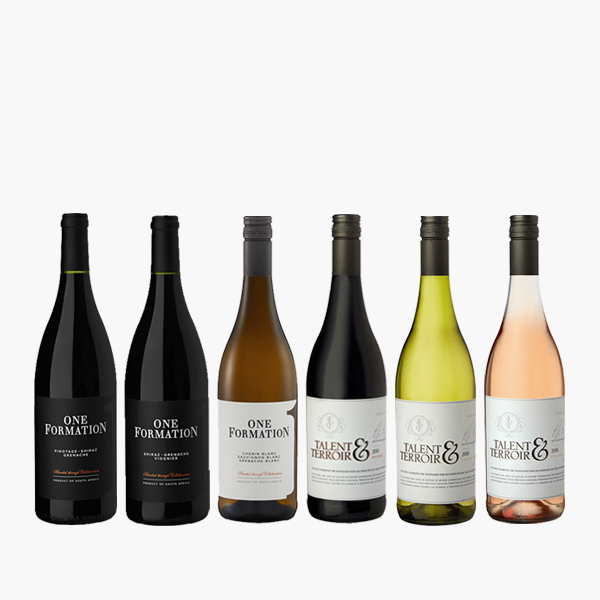 One Formation and Talent & Terroir Selection Promotion