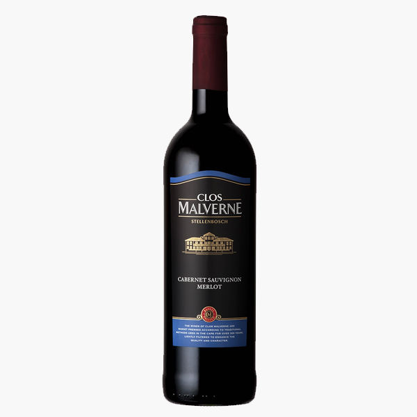Clos Malverne Cabernet / Merlot Red Blends