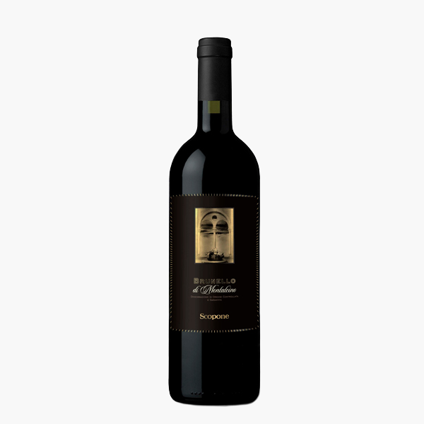 Scopone Brunello del Montalcino Riserva International